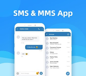screenshot of Color SMS - Free Themes, Customize version 1.1.10