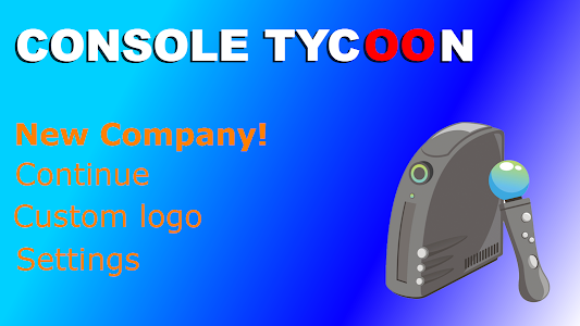 screenshot of Console tycoon game! - Make your own console! version 1,0,0