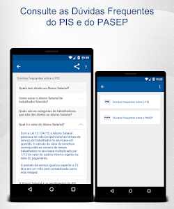 screenshot of Consulta PIS PASEP 2017 2018 - abono salarial version 1.0.23