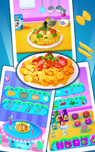 screenshot of Cooking Pasta In Kitchen version 1.0