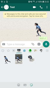 screenshot of Create Stickers for Whatsapp - WAStickerApps version 1.0.75
