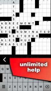 screenshot of Crossword Puzzle version 1.2.88-gp