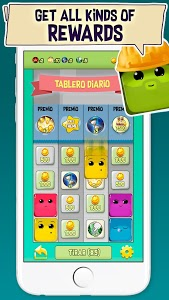 screenshot of Cute Boxes: Logical game for Color Brain Training version 1.1.50