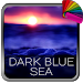 Dark Blue Sea Theme for Xperia
