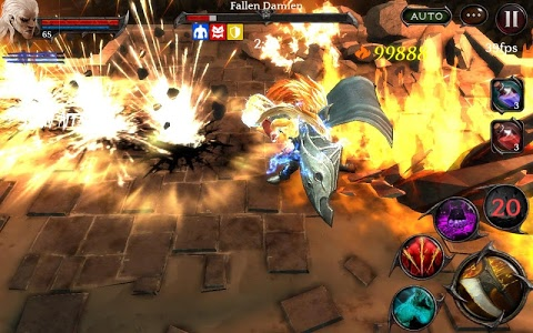 screenshot of Darkness Reborn version 1.5.4