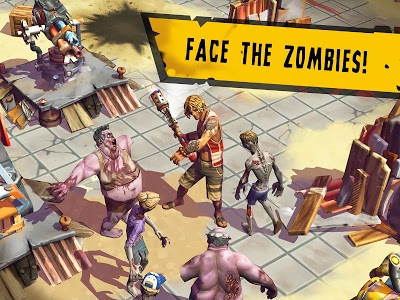 screenshot of Dead Island: Survivors - Zombie Tower Defense version 1.0