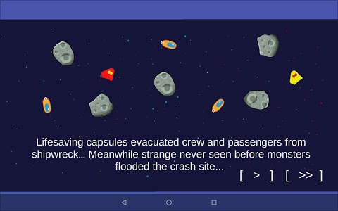 screenshot of Deep Space Rescue - EPISODE I FREE version 1.0.42