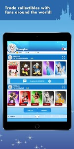 screenshot of Disney Collect! by Topps version 10.5.1