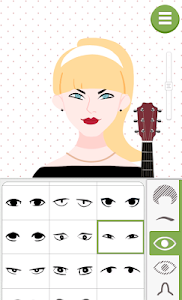 screenshot of Doodle Face version 1.0.4