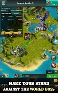 screenshot of Dragons of Atlantis version 6.4.0