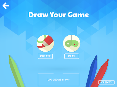 screenshot of Draw Your Game version 3.5.501