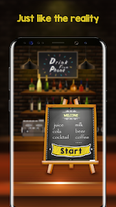 screenshot of Drink Simulator - Drink Cocktail &Juice Mixer Joke version 4.2