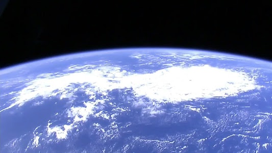 screenshot of ISS HD Live: View Earth Live version 5.4.5