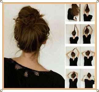 Download Easy Hairstyle Step By Steps 1 1 Apk Downloadapk Net