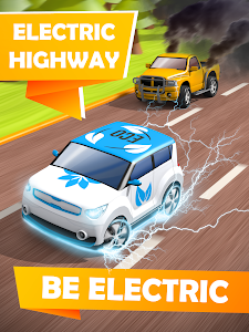 screenshot of Electric Highway version 0.76b