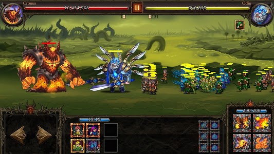 screenshot of Epic Heroes War: Action + RPG + Strategy + PvP version 1.10.2.331