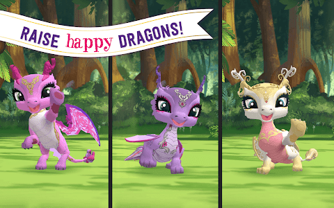 screenshot of Baby Dragons: Ever After High™ version 2.7.117886
