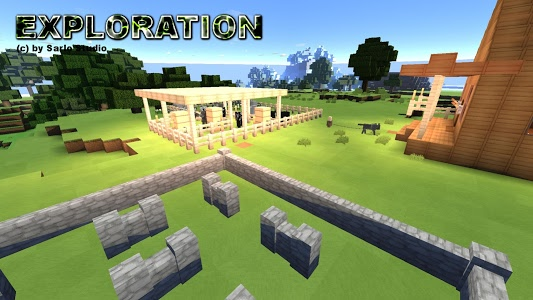 screenshot of Exploration Craft version 3.craft.39.exploration