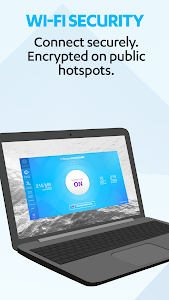 screenshot of FREEDOME VPN Unlimited anonymous Wifi Security version 2.5.7.8045