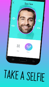screenshot of Faces: funny face changer - gif video photo frames version 3.3.7