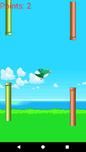 screenshot of Fast Bird version 1.0