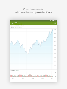 screenshot of Fidelity Investments version 3.43
