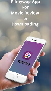 screenshot of FilmyWap - Hollywood and Bollywood version 6.0.2