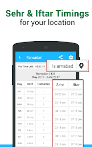 screenshot of Qibla Connect® Find Direction version 4.8