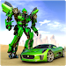 Download Flying Car Transformation Robot Wars Car Superhero 1.0.32 APK