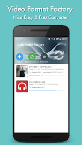 screenshot of Video Format Factory version Varies with device