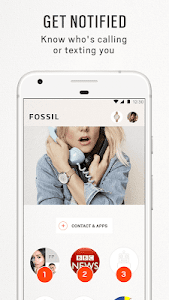 screenshot of Fossil Smartwatches version 2.9.1