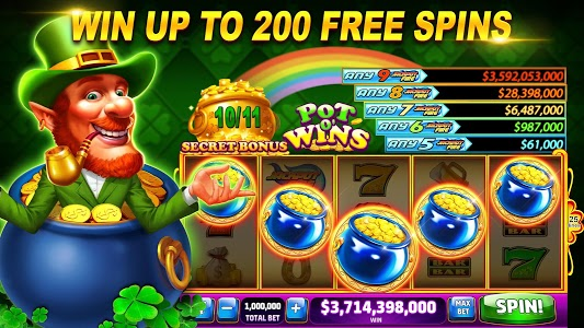 screenshot of Lotsa Slots - Vegas Casino SLOTS Free with bonus version 3.62