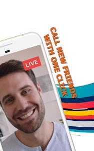 screenshot of Free Video Call : Live Chat With Strangers version 1.0