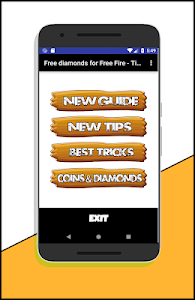 screenshot of Free diamonds for Free Fire - New Tips version 1.0