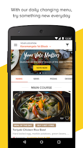 screenshot of FreshMenu - Fresh Meal Delivery version Varies with device