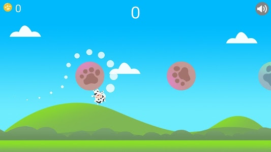 screenshot of Funny Animals Jump version 1.0.6