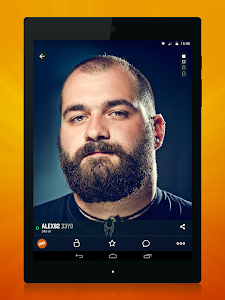 screenshot of GRRR - Gay chat and dating app for men near you version 2.3.2.586