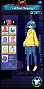 screenshot of Galaxxy Idols - Avatar Dress Up .io version 0.1.36