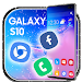 Galaxy S10 Launcher Themes HD Wallpapers