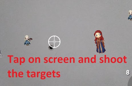 screenshot of Game Over of Thrones (AR game) version 1.0