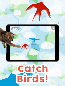 screenshot of Games for Cats! - Cat Fishing Mouse Chase Cat Game version 1.4.0