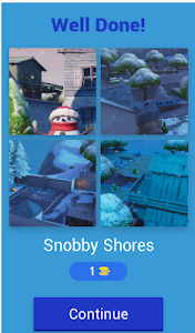 screenshot of Guess the Fortnite Location version 3.1.8z