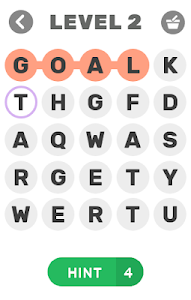 screenshot of Guess the word : Football version 1.1.9z