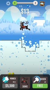 screenshot of Hammer Jump version 1.5.21