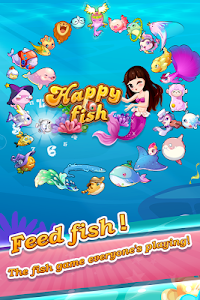 screenshot of HappyFish version 8.9.19