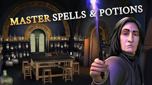 screenshot of Harry Potter: Hogwarts Mystery version 1.14.1