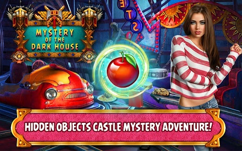 screenshot of Hidden Object Games 200 Levels : Dark House version 1.0.6