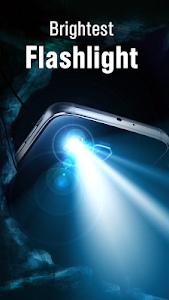 screenshot of High-Powered Flashlight version Varies with device