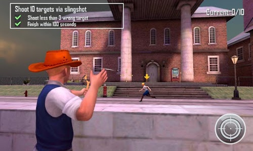 screenshot of High School Gang version 1.0.5