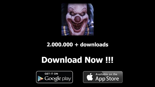 screenshot of Horror Clown Pennywise - Scary Escape Game version 2.0.11
